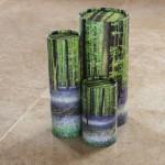 Scatter tubes